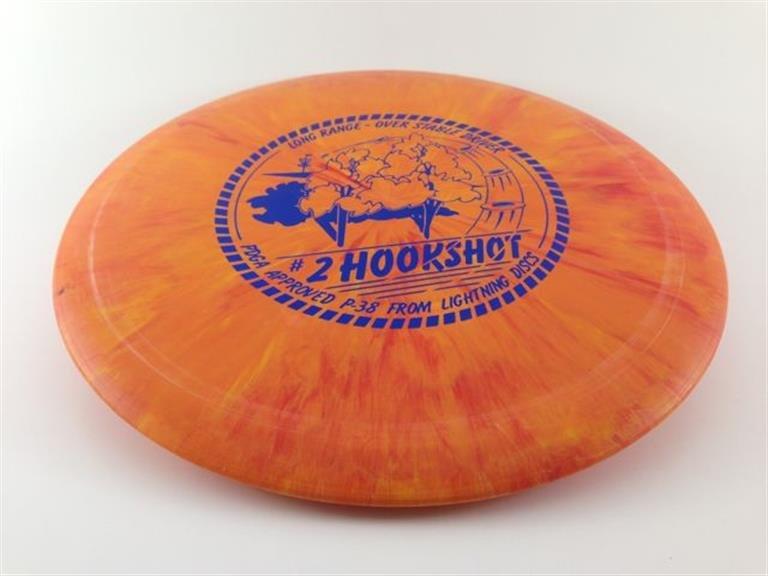 Orange #2 Hookshot