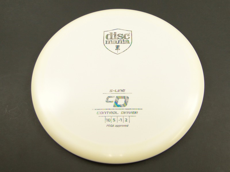 Discmania CD Craze White
