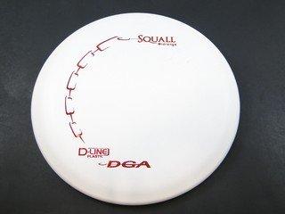 White DGA Squall Disc