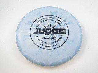 Light Blue Judge