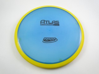 Blue and Yellow Atlas