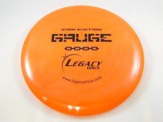 Orange Gauge