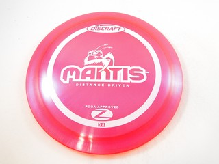 Pink and White Discraft Mantis