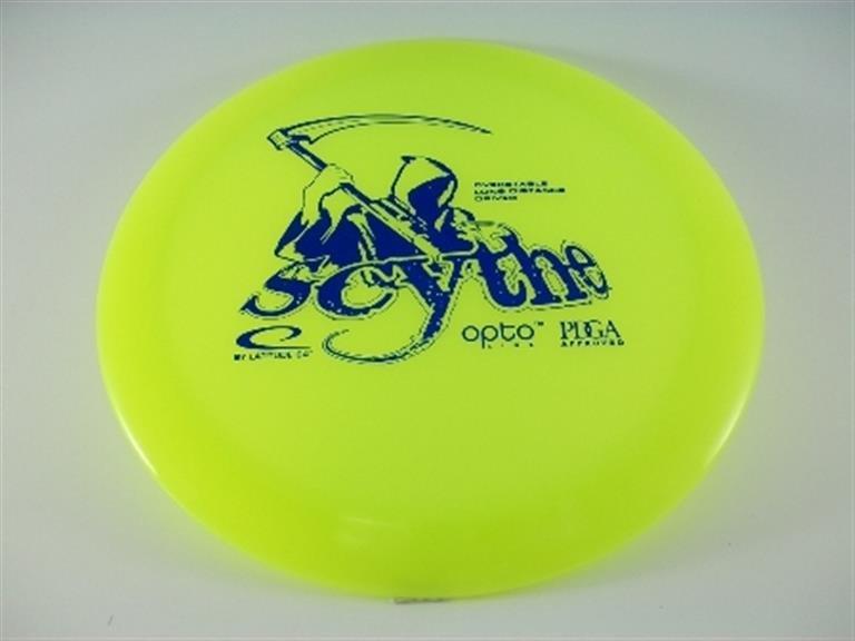 Yellow Scythe