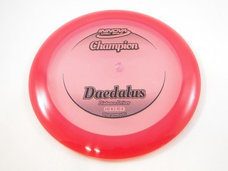 Red Translucent Daedalus