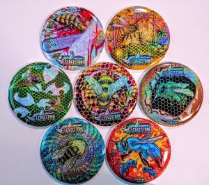 The Coolest Looking Frisbee Golf Discs You Will Ever See ...
