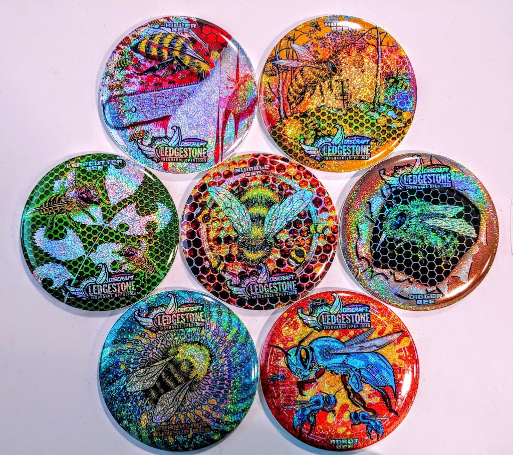 The Coolest Looking Frisbee Golf Discs You Will Ever See