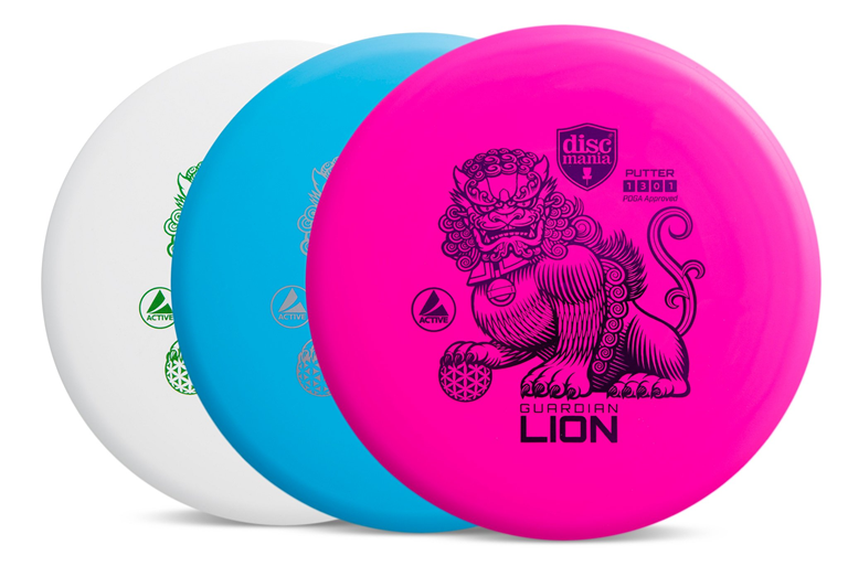 Discmania Active Guardian Lion