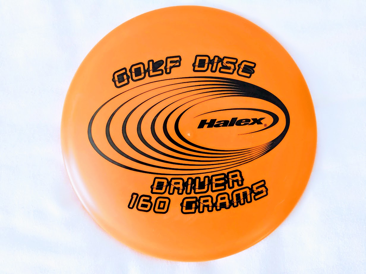 Halex Golf Disc 160 Gram Driver
