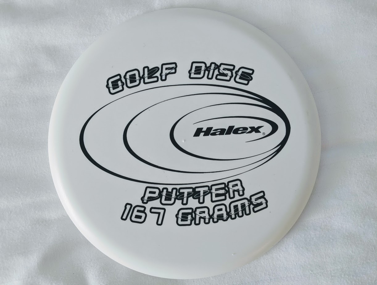 Halex Golf Disc Putter