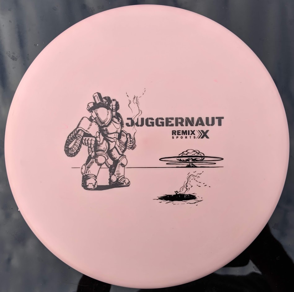 Remix Juggernaut Putt and Approach disc