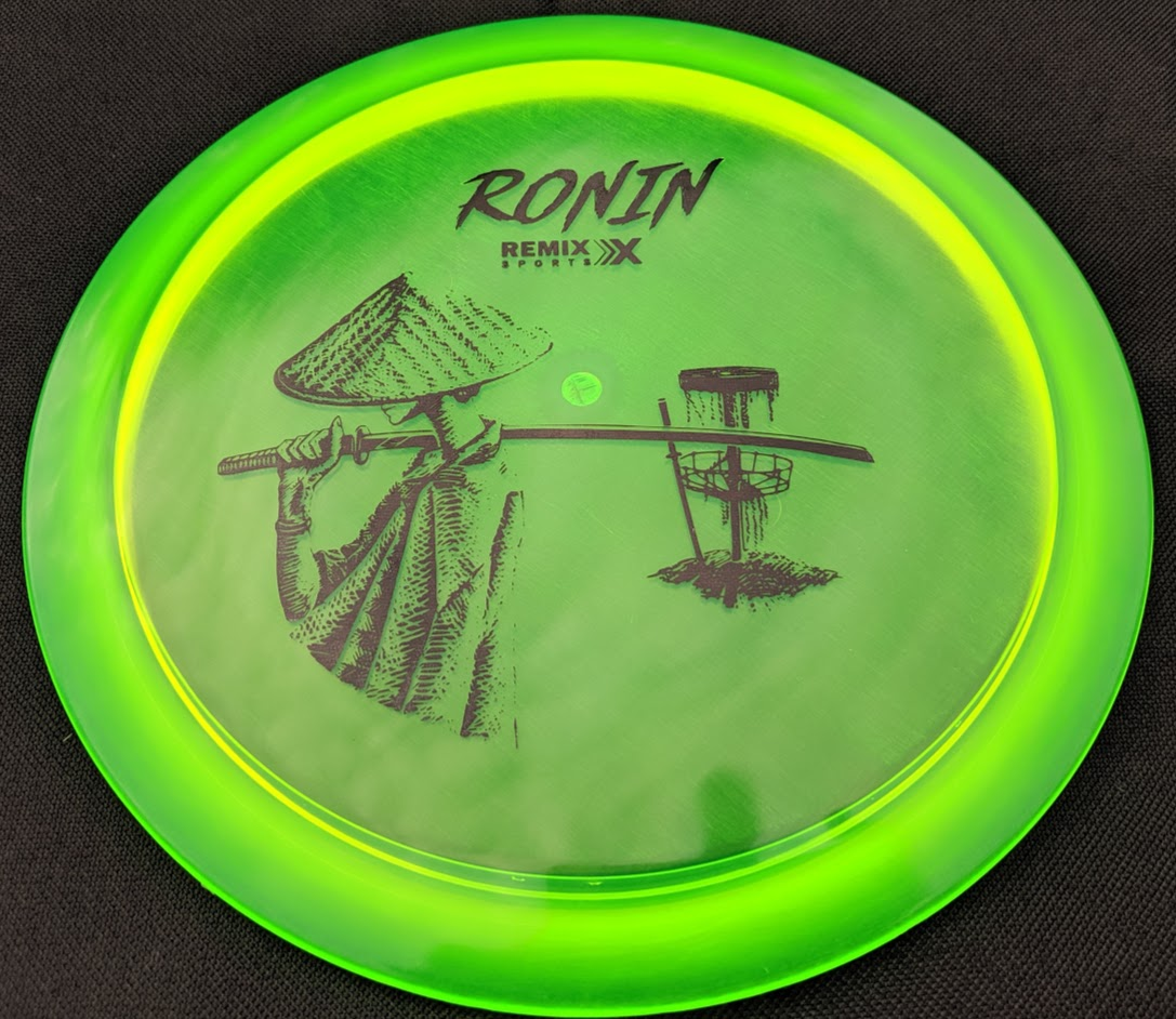 Remix Sports Ronin Disc Golf Driver