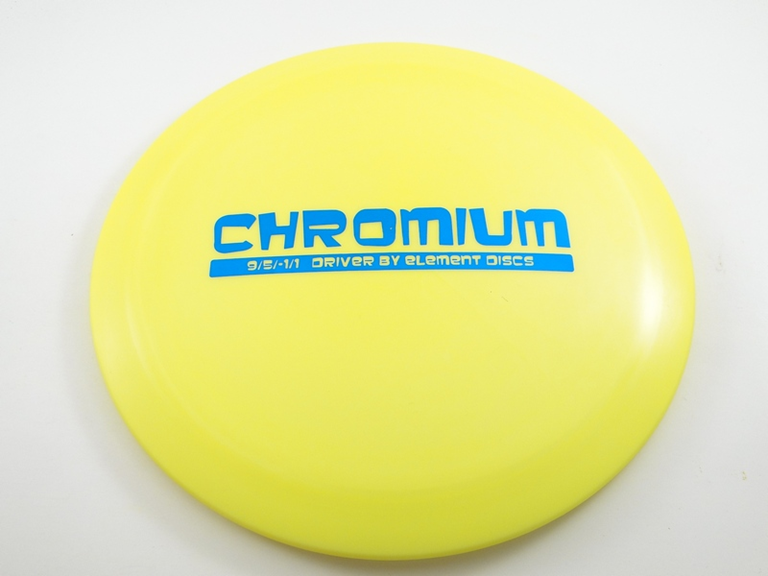 Yellow Chromium