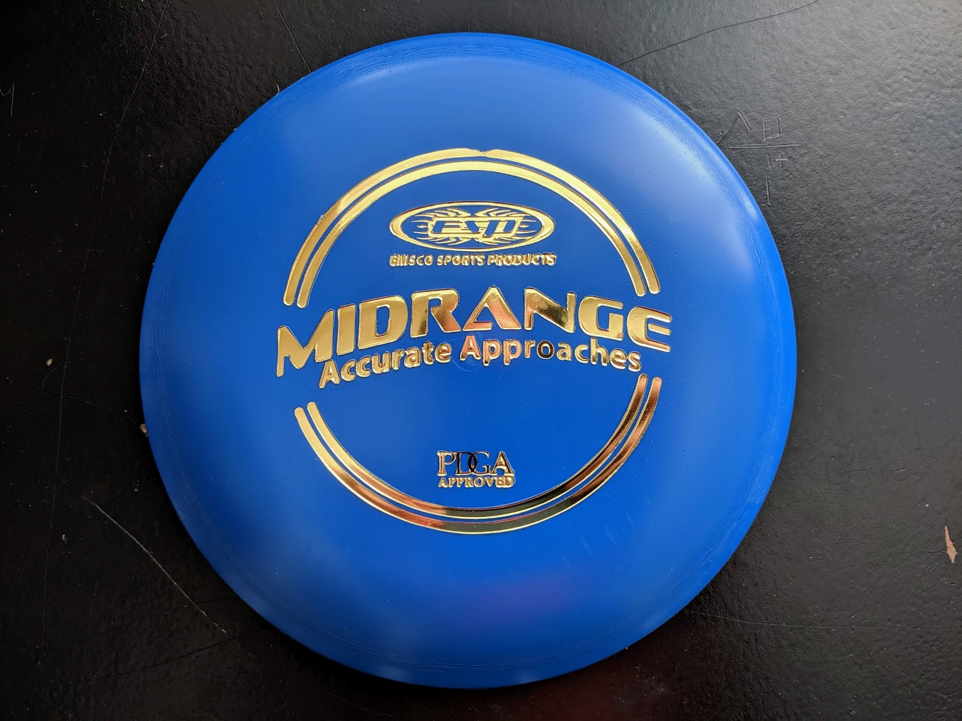 Emsco Sports Midrange Golf Disc