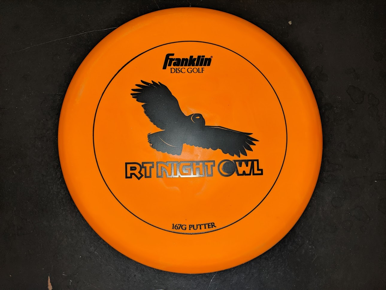 Franklin Night Owl Putter