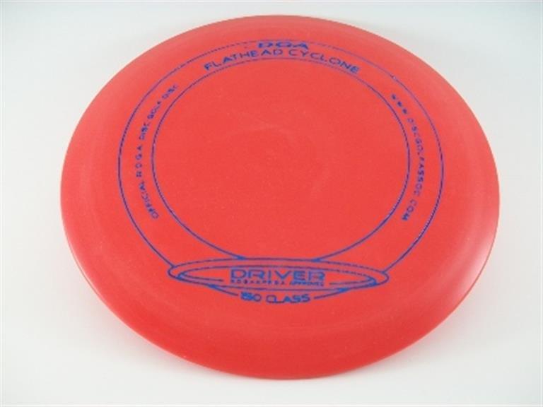 Red Flathead Cyclone