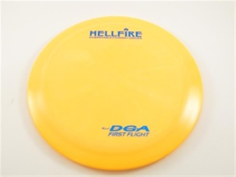 Yellow Hellfire