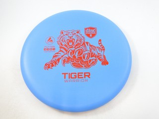 Blue Tiger Warrior