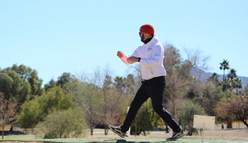 Proper Frisbee Golf Form