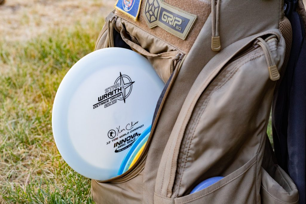 Frisbee Golf Equipment